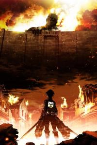 Attack on Titan Season 1 visual clean