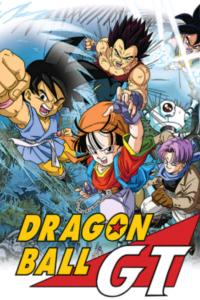 Dragon Ball GT Poster